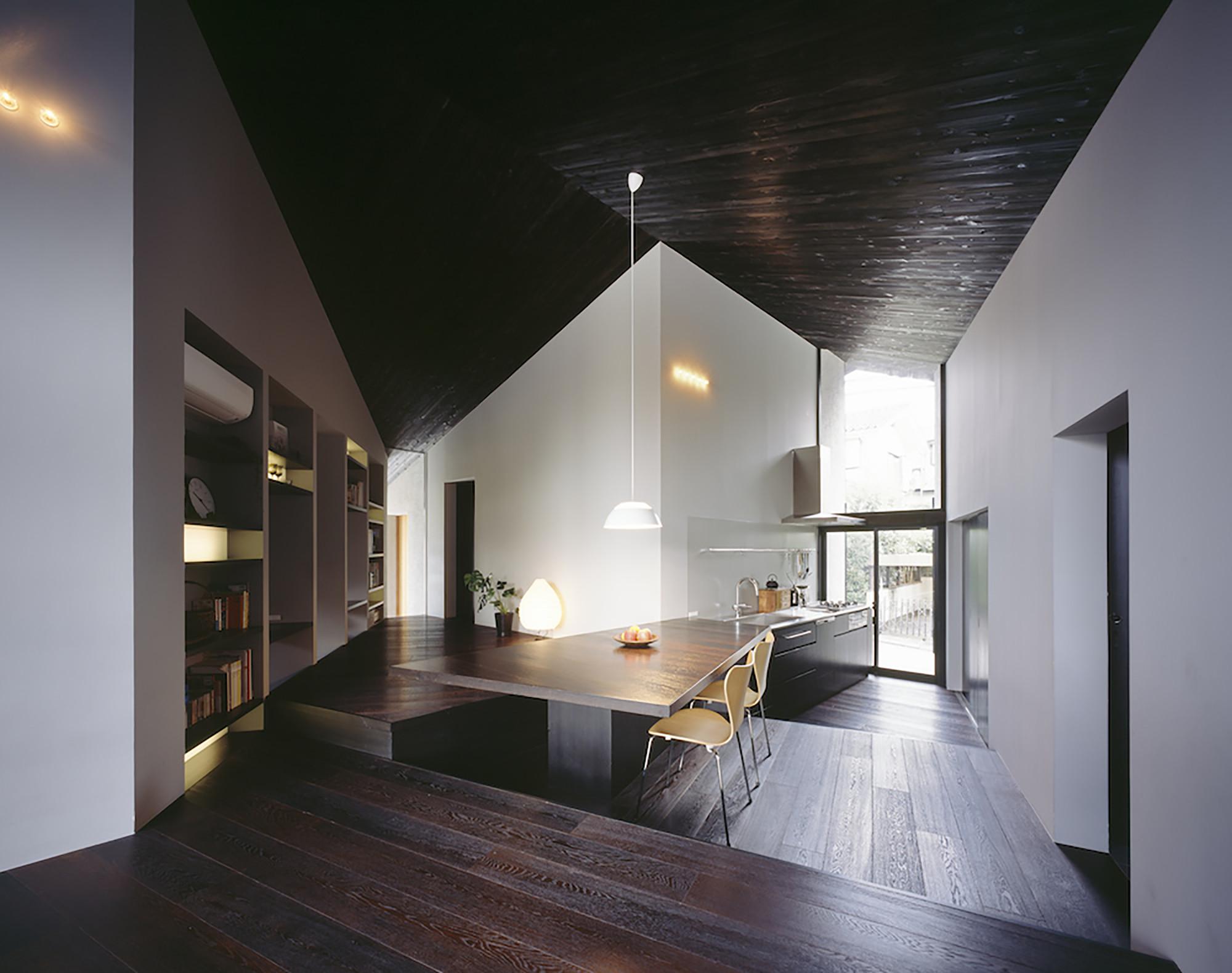 Naruse House / MDS, © Masao Nishikawa