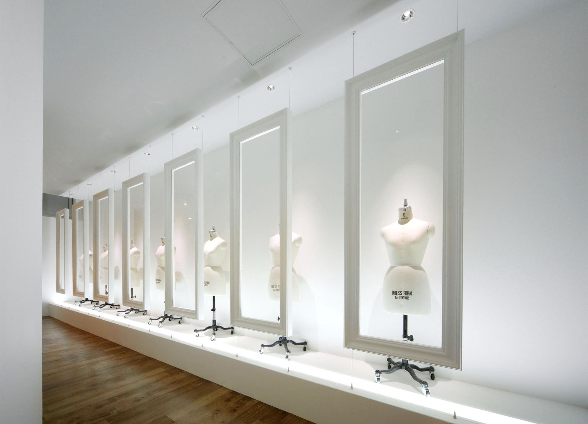Vantan Design Institute Osak Eleven Nine Inteiror Office