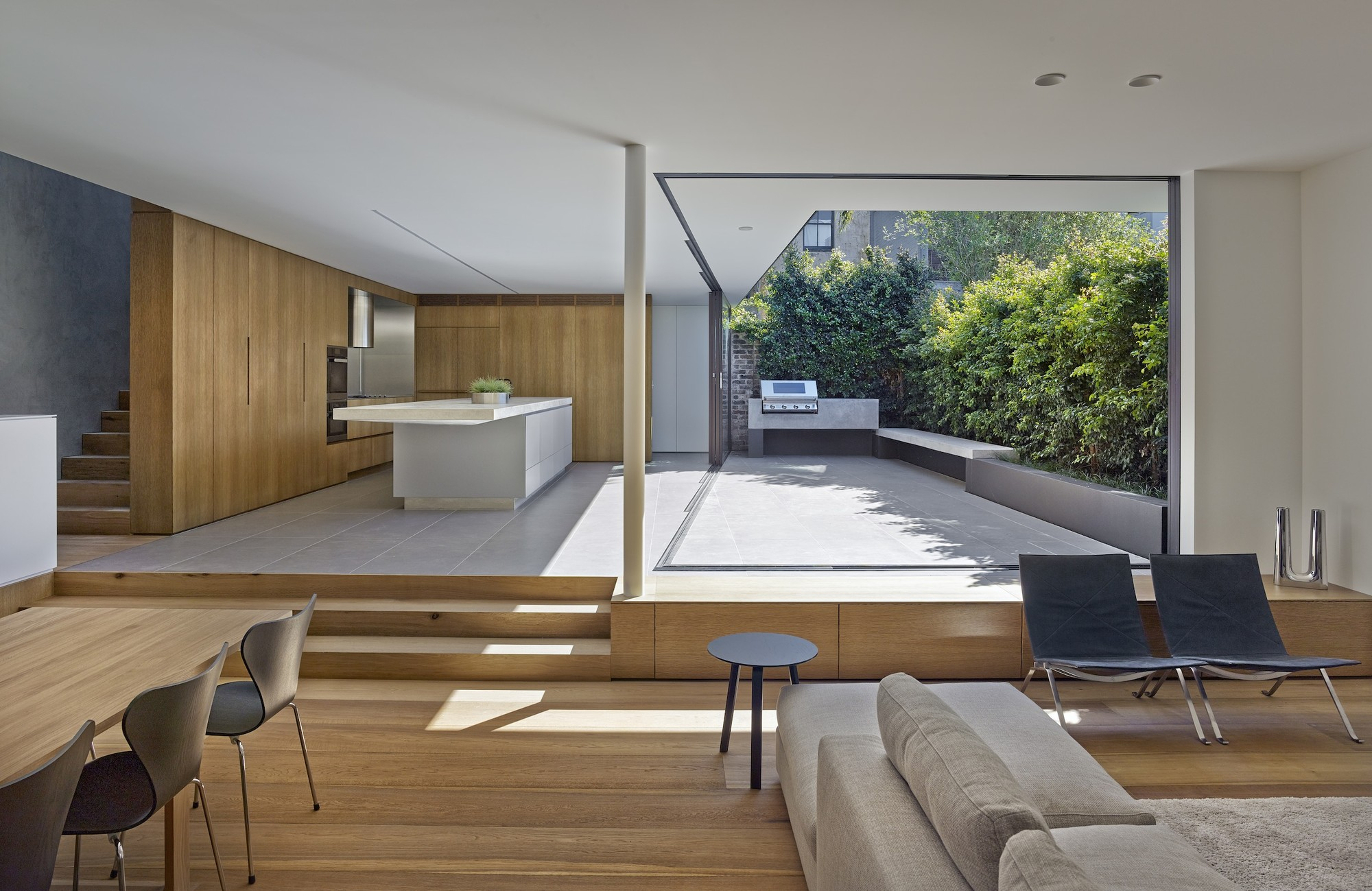 Birchgrove House / Nobbs Radford Architects, © Murray Fredericks