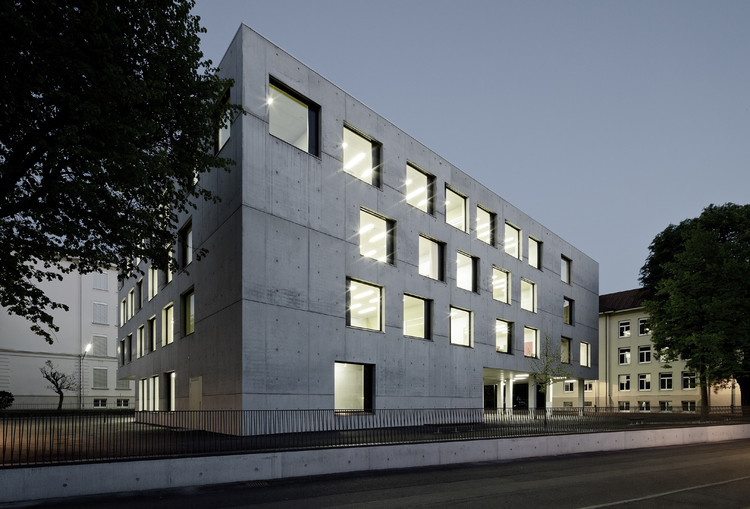 Special Education Centre in Dornbirn / Marte.Marte Architects, Courtesy of Marte Marte Architekten