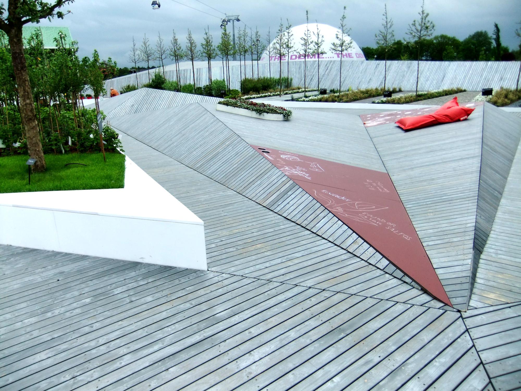 Künstlerisch Rmp Landschaftsarchitekten Ideen Von The North Rhine-westphalia Contribution–floriade 2012,courtesy Of Stephan