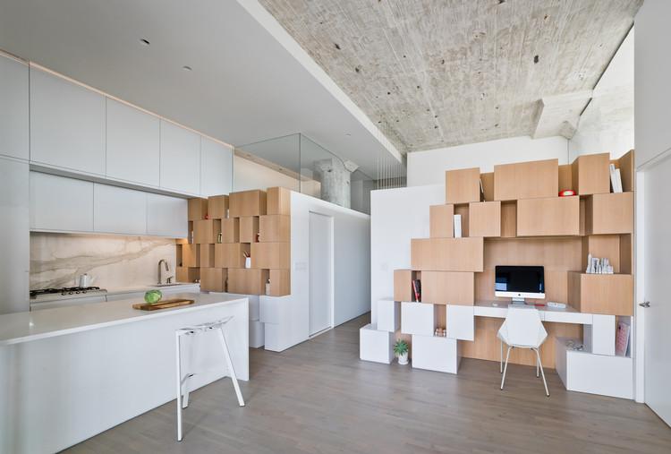 Apartamento Doehler / SABO project, Cortesia de SABO project