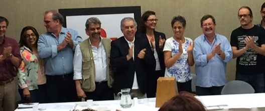 Chapa única é reeleita para Direção Nacional do IAB, Foto de divulgação