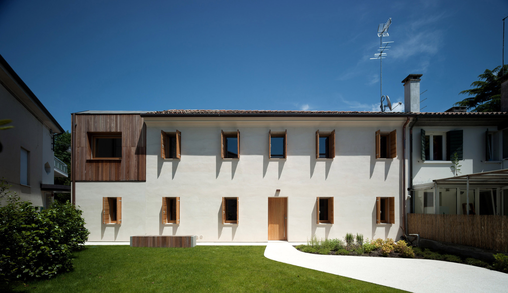 Casa Fiera / Massimo Galeotti Architetto, © Francesco Castagna