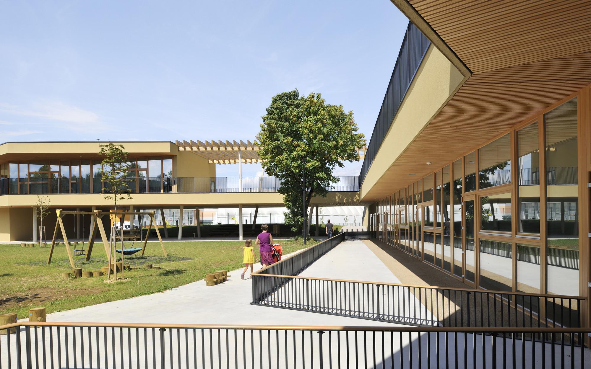 Kinder Garden: Kindergarten Mavrica / Breda Bizjak (BB Arhitekti), Lidija