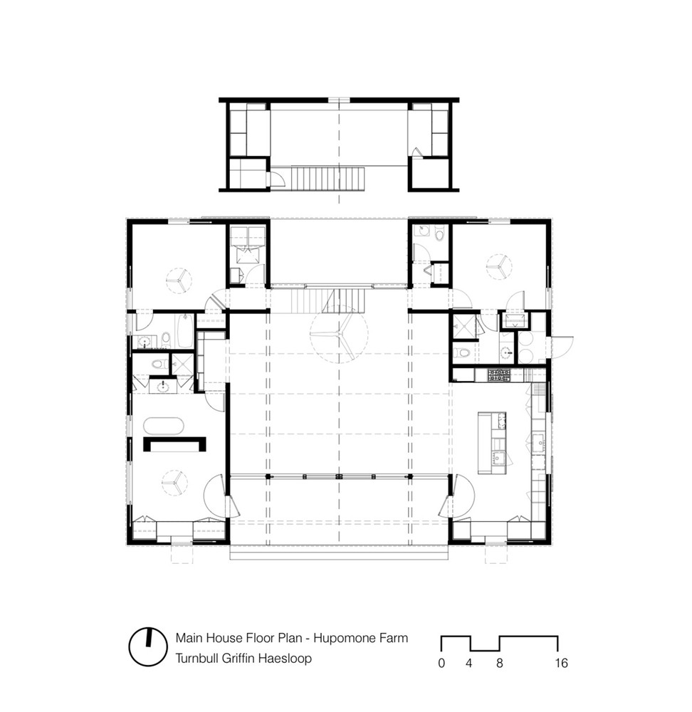 Hupomone Ranch,Floor Plan