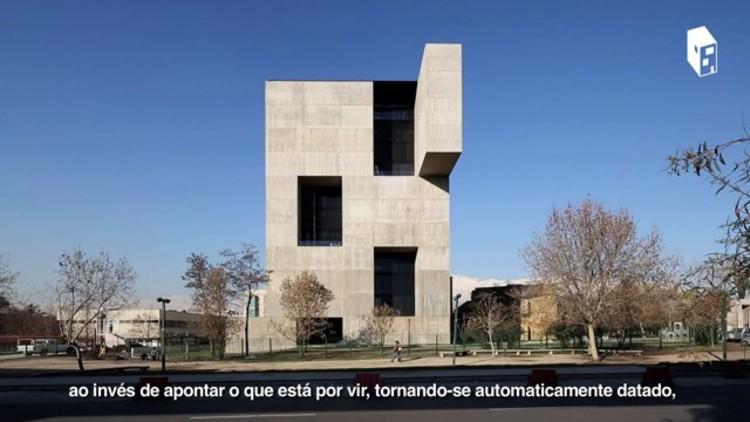 Obra em destaque: Centro de Inovação UC Anacleto Angelini / Alejandro Aravena | ELEMENTAL