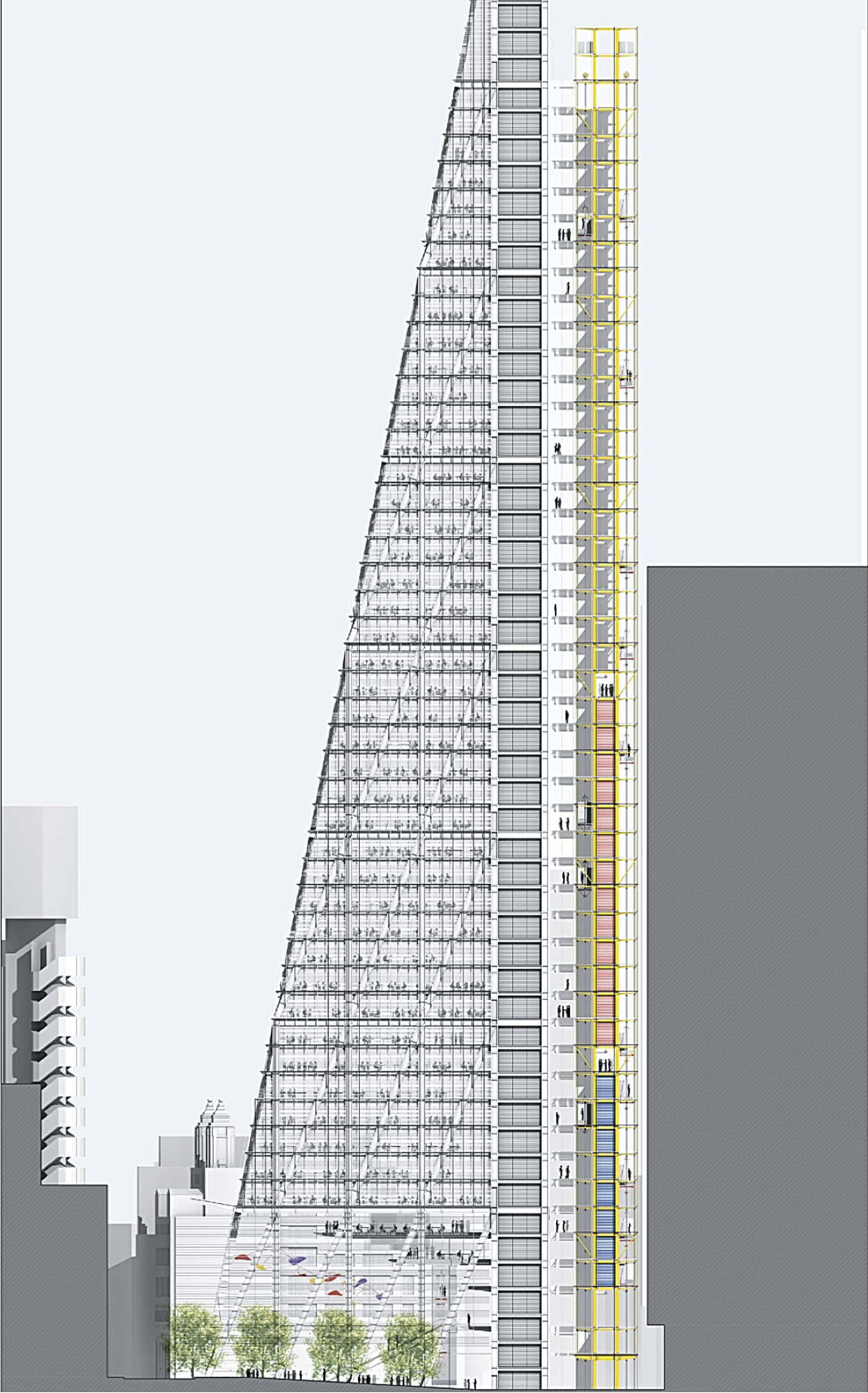 Leadenhall Building London Construction