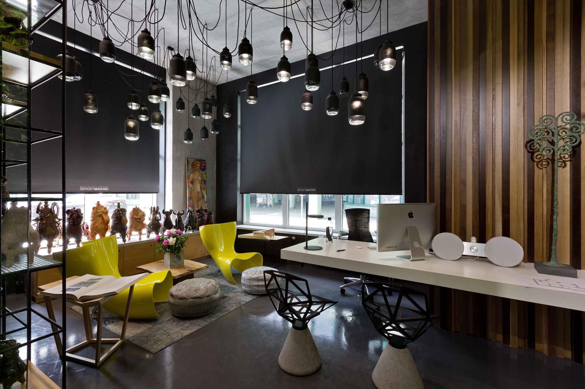 galeria de escrit rio e showroom sergey makhno sergey makhno illya tovstonog 3. Black Bedroom Furniture Sets. Home Design Ideas