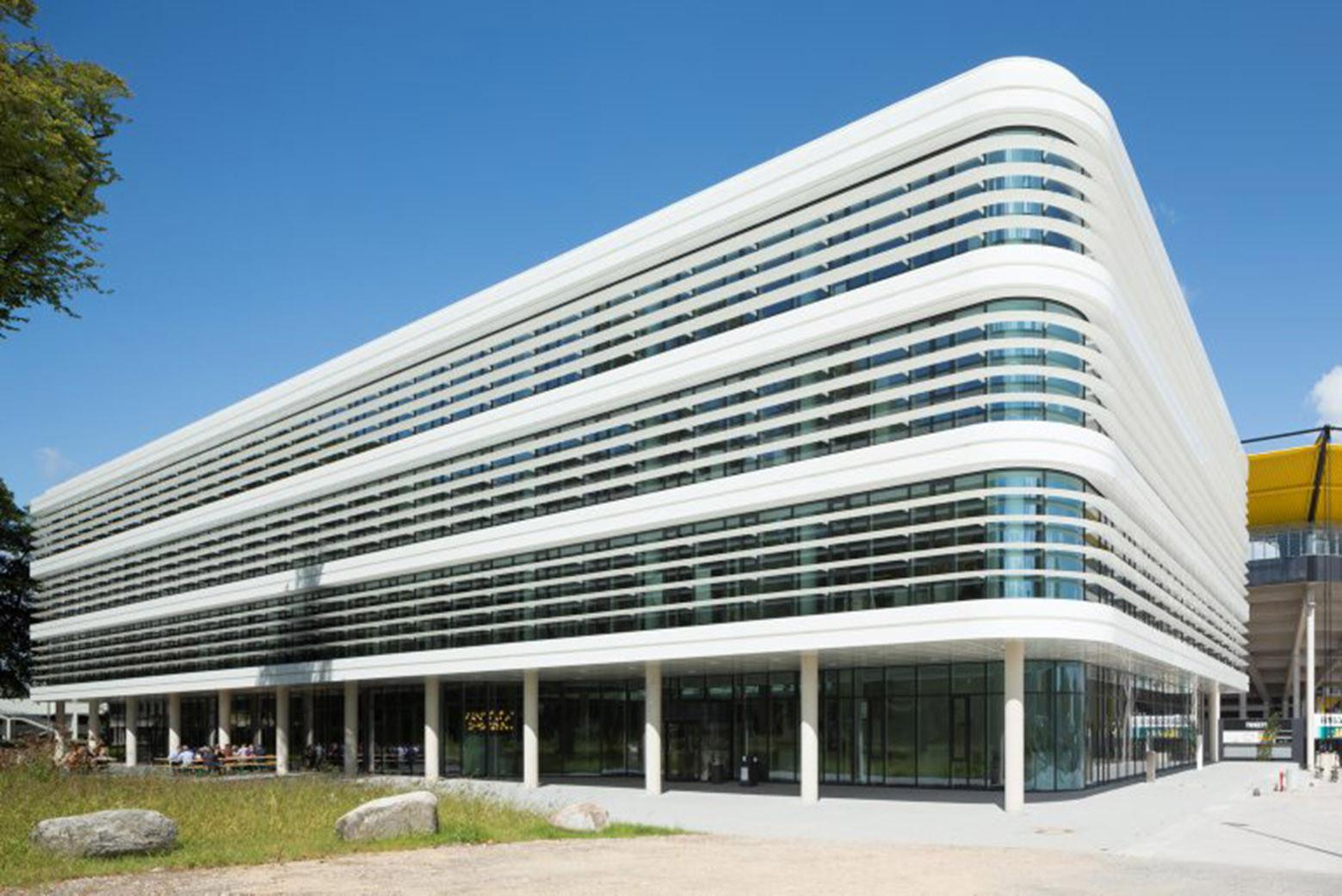 Architekten Aachen trianel headquarters gmp architekten archdaily