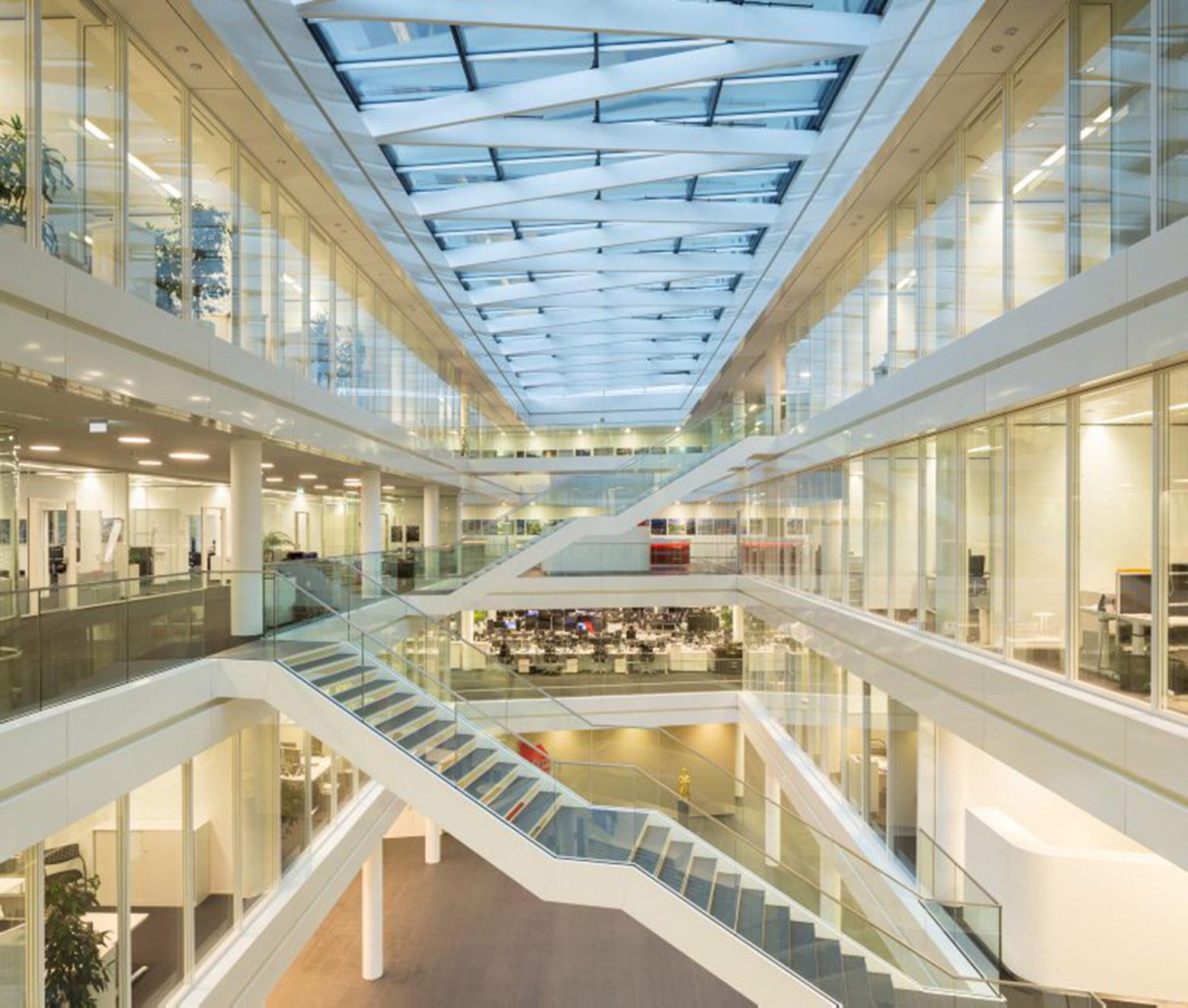 New Trianel Headquarters / gmp architekten, Courtesy of gmp architekten