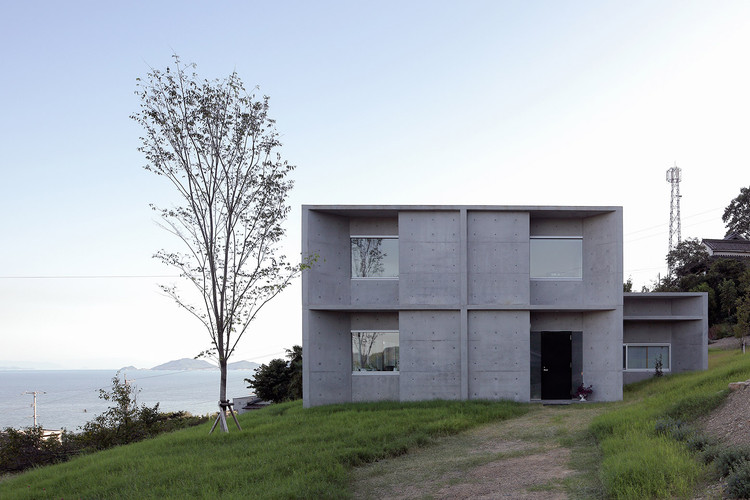 Casa em Tajiri 2 / Kazunori Fujimoto Architect & Associates, Cortesia de Kazunori Fujimoto Architect & Associates