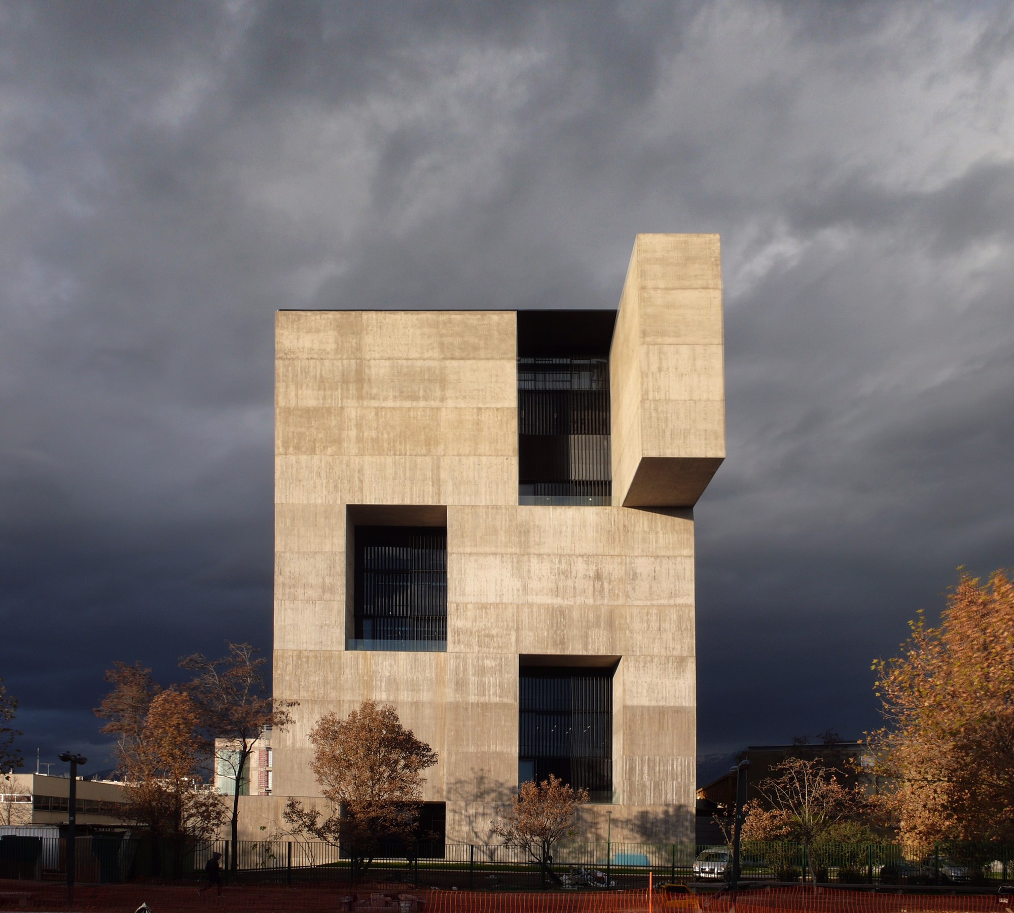 Gallery Of Innovation Center Uc - Anacleto Angelini    Alejandro Aravena