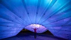 Chinook Arc, una escultura pública como sistema de iluminación interactiva
