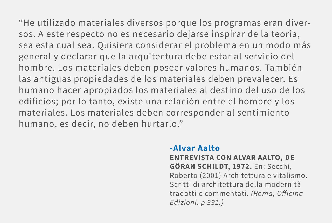 Frases: Alvar Aalto
