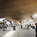 Ground Floor Lobby. Image © ALA Architects