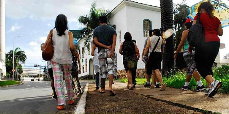 Jane's Walk em Goiânia e Brasília: Mais vida, menos motor, Cortesia de Sobreurbana