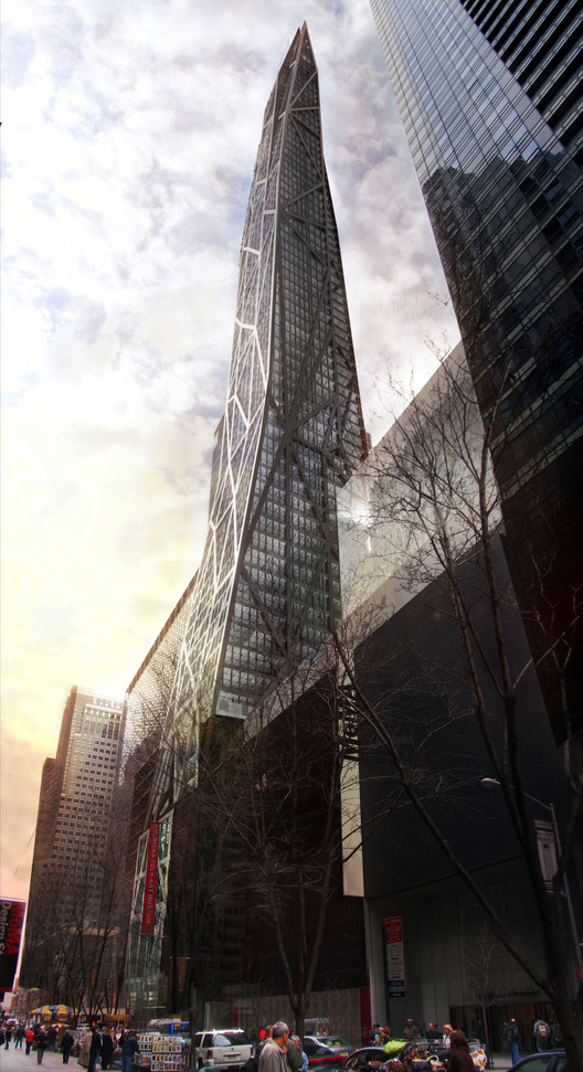 Jean Nouvel's Tower Verre Finally Ready to Break Ground, © Ateliers Jean Nouvel