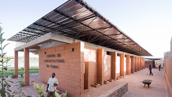 Diébédo Francis Kéré and Architectural Energy in Burkina Faso