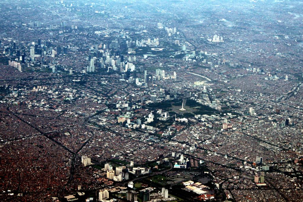 Ranking das cidades mais emergentes de 2014, Jacarta Indonésia. © Prayitno, via Flickr. Used under <a href='https://creativecommons.org/licenses/by-sa/2.0/'>Creative Commons</a>