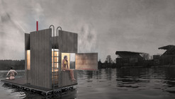 goCstudio Launches New Kickstarter to Fund Floating Sauna in Seattle