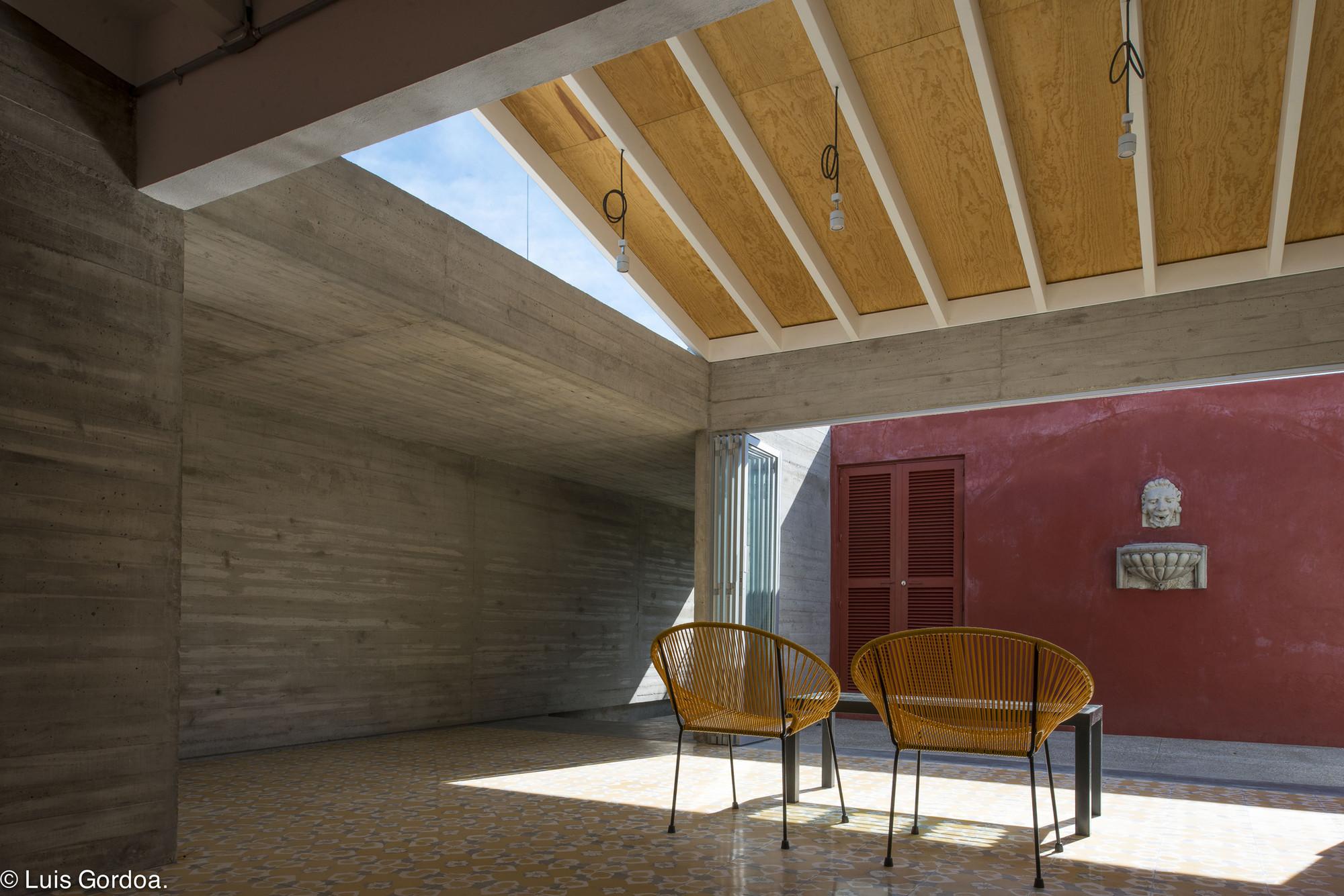 Leyva 506 / APT arquitectura para todos, © Luis Gordoa