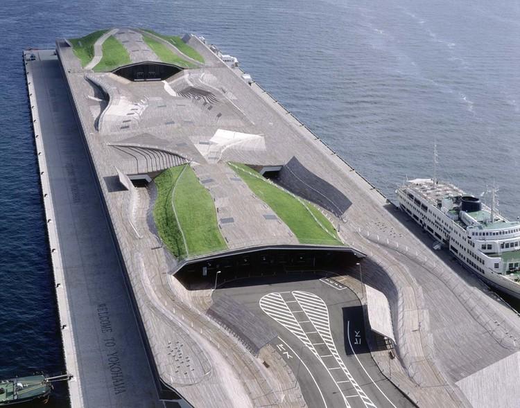 AD Classics: Yokohama International Passenger Terminal / Foreign Office Architects (FOA), © Satoru Mishima / FOA