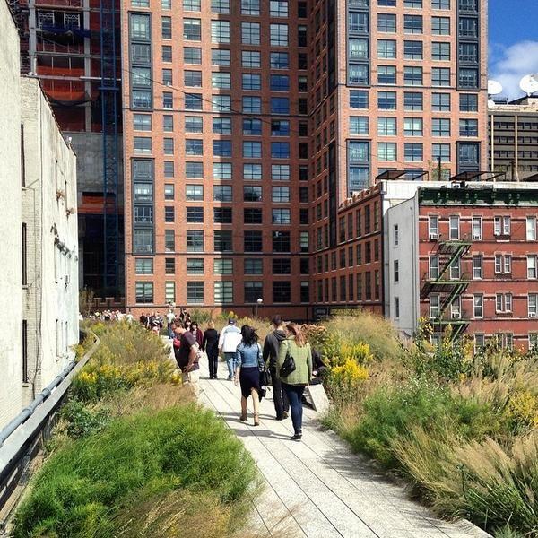 High Line Nueva York abre al público su tercera y última etapa, © @dayvidlemmon