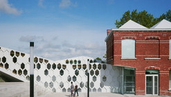 Andrée Chedid Media Library / D'HOUNDT+BAJART Architects & Associates