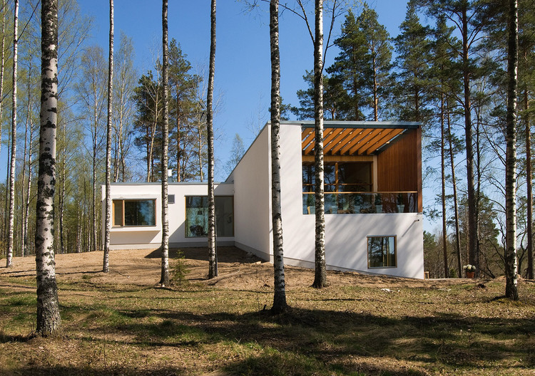Villa Sarvilahti / K2S Architects, Cortesía de K2S Architects