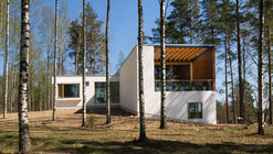 Villa Sarvilahti / K2S Architects