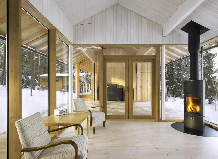Villa Kallioniemi / K2S Architects, © Marko Huttunen