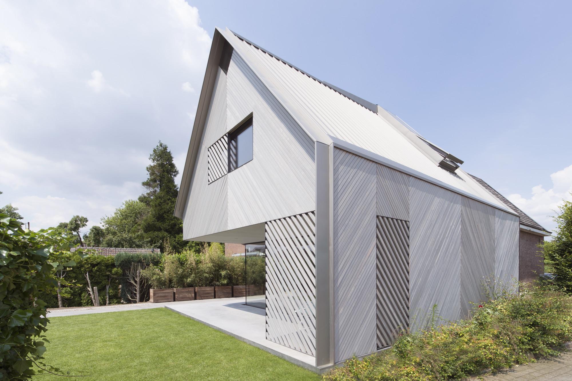 House W / Studio Prototype, Courtesy of Studio Prototype