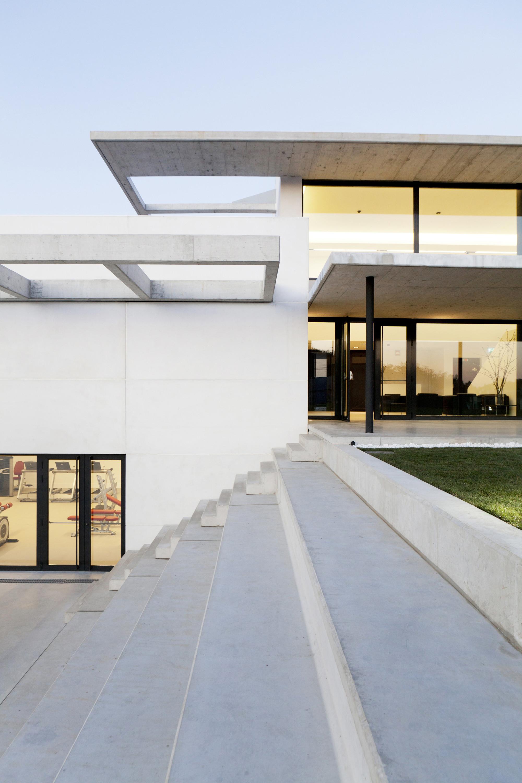 Proyecto hombre elsa urquijo arquitectos archdaily - Arquitectos santiago de compostela ...