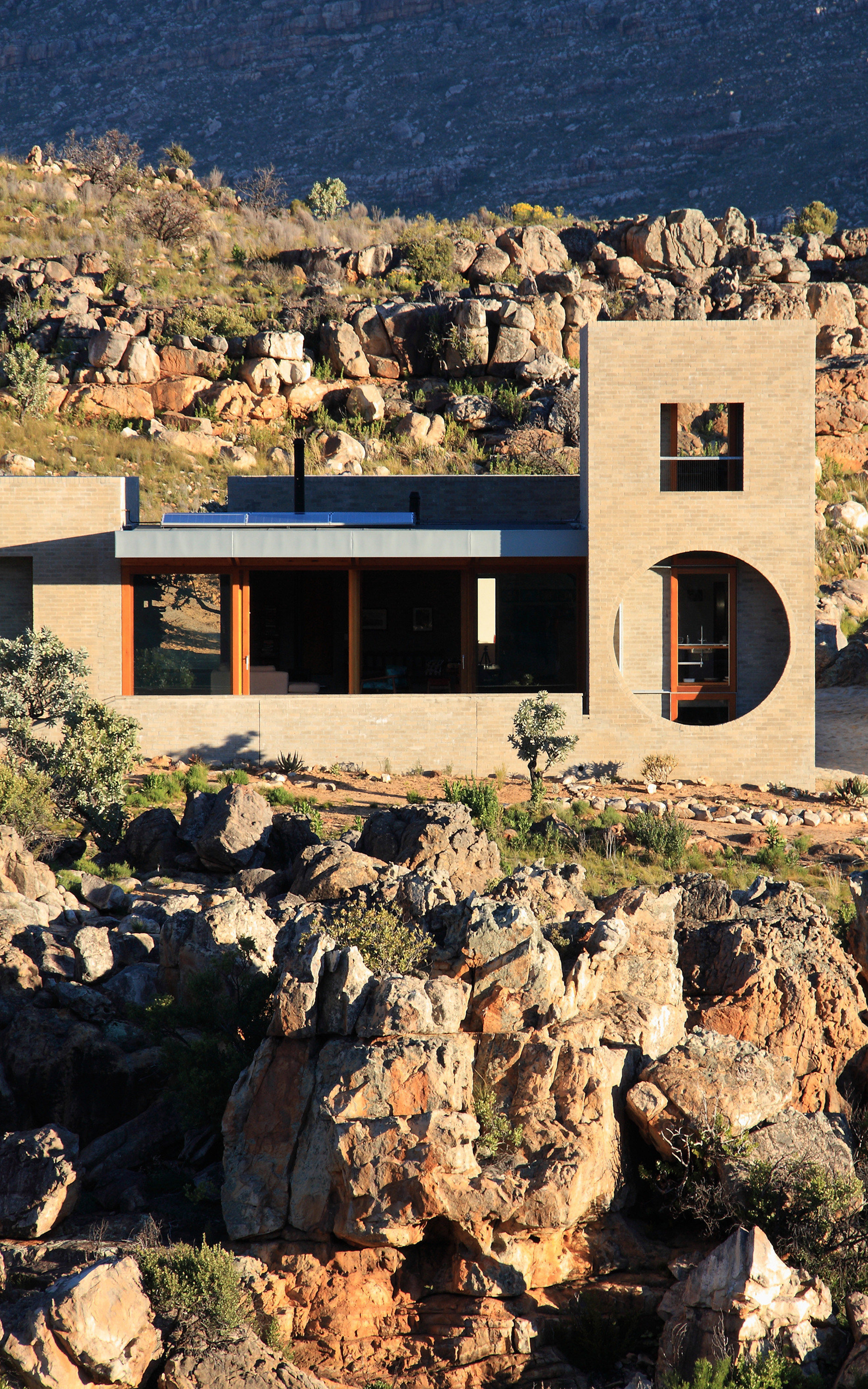 Gallery of house in the mountains wolff architects 7 for House in the mountains
