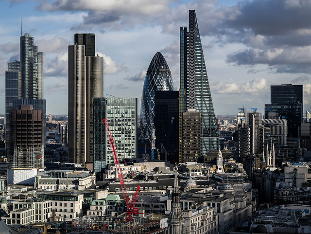 Three New Towers on the Cards for City of London, © Flickr CC User Darren Harmon