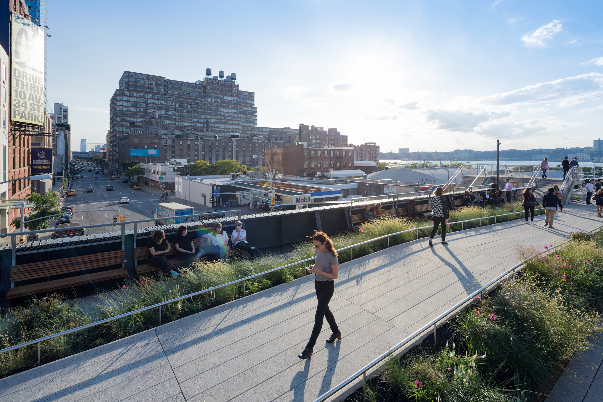Gallery Of Take A Walk On The High Line With Iwan Baan 3