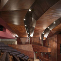 Lyric Theatre, nominated for the Stirling Prize in 2012. Image © Dennis Gilbert
