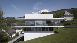 House by the Lake / Marte.Marte Architects