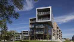 Seven27 Apartments / Valerio Dewalt Train Associates