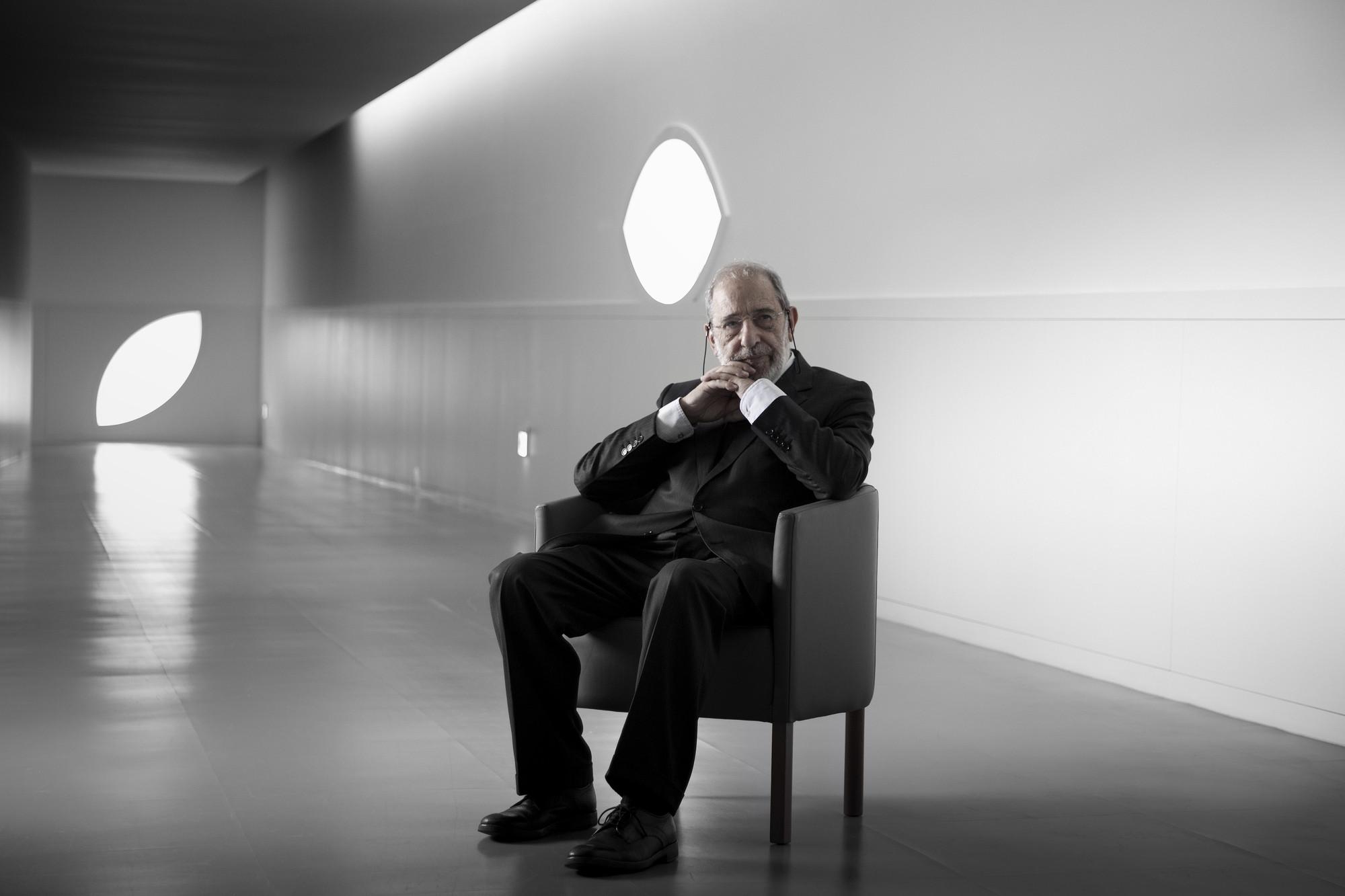 Casa da Arquitectura promove lançamento de livro sobre Álvaro Siza, em Matosinhos, Álvaro Siza. Image © Fernando Guerra | FG+SG