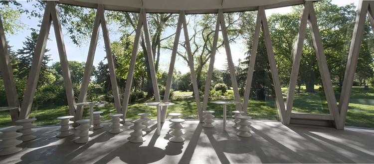 Pabellón del Parque Borden / gh3, © Raymond Chow