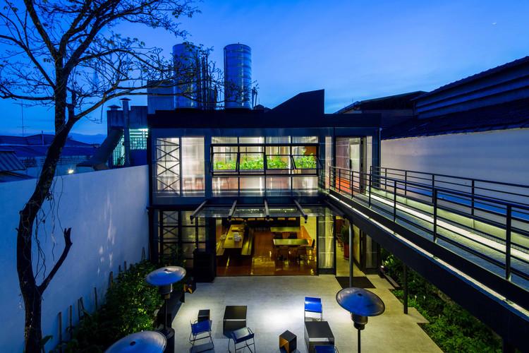 Restaurante Tuju / vapor arquitetura + Garupa Estúdio, © Pedro Napolitano Prata