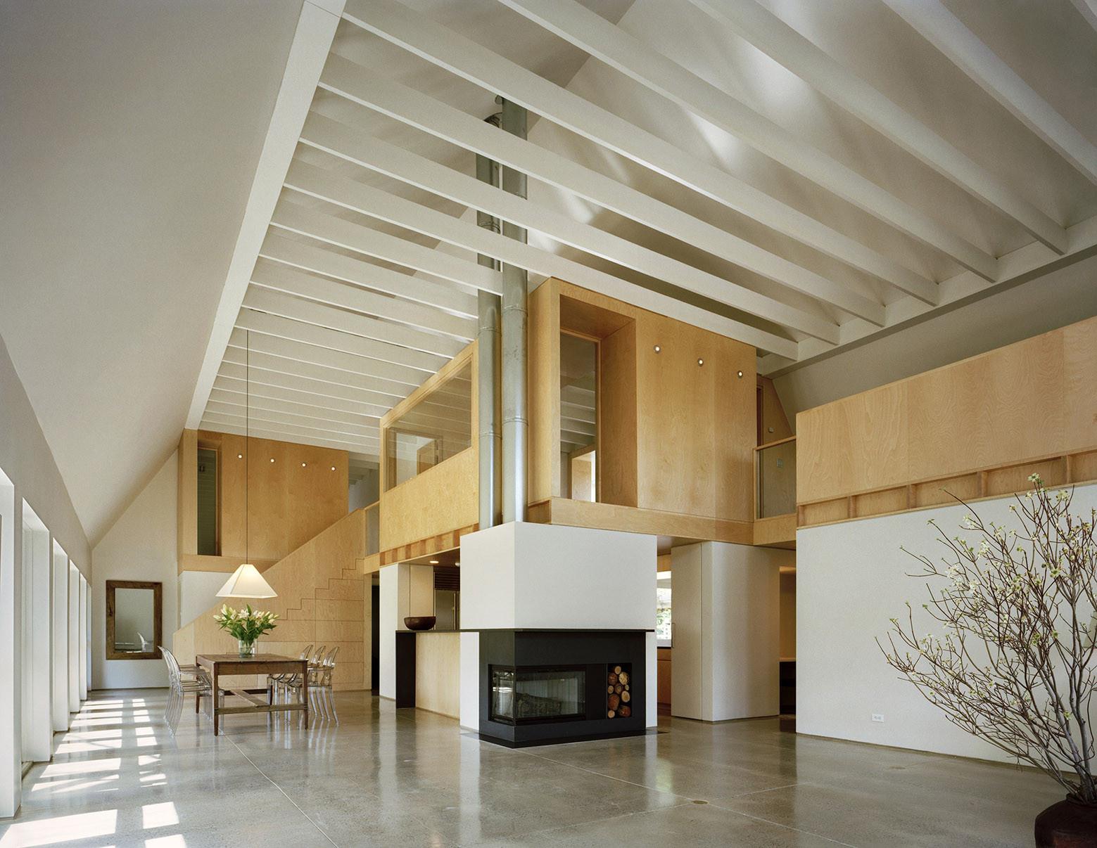 gallery of modern barn specht harpman 4. Black Bedroom Furniture Sets. Home Design Ideas