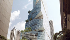 3XN Wins Approval for 200-Meter Tower in Sydney