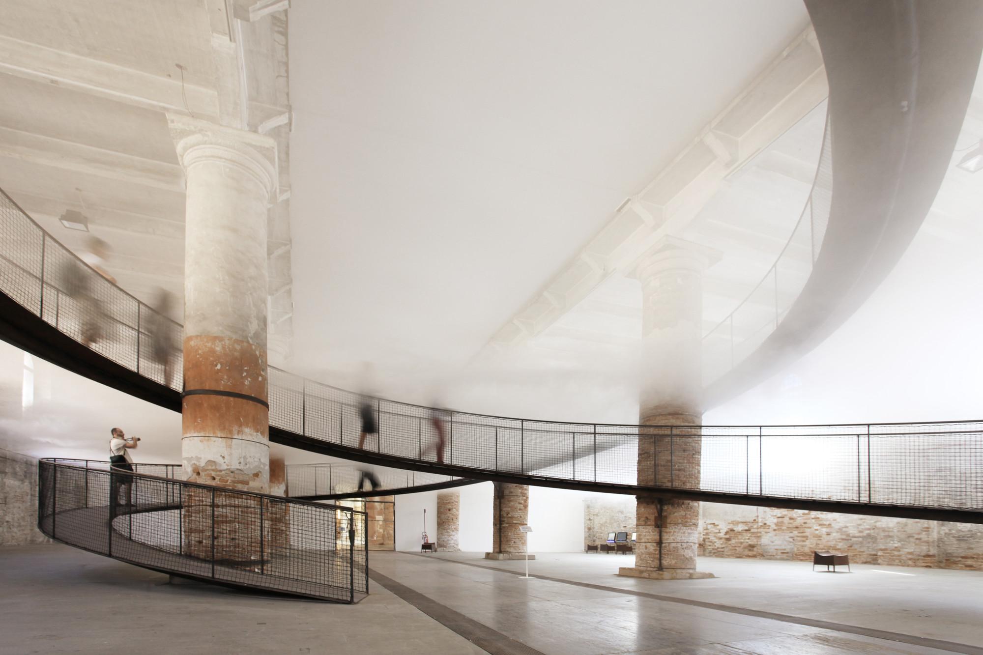 Cloudscapes / Transsolar & Tetsuo Kondo Architects, Courtesy of Transsolar & Tetsuo Kondo Architects