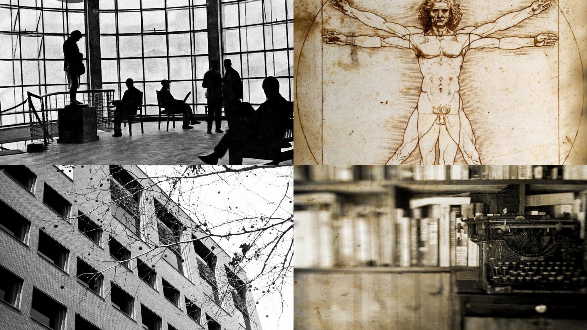 Quatro artigos sobre Teoria da Arquitetura