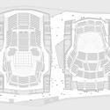 CASMSB - Nível das salas de concerto. Imagem © adjkm