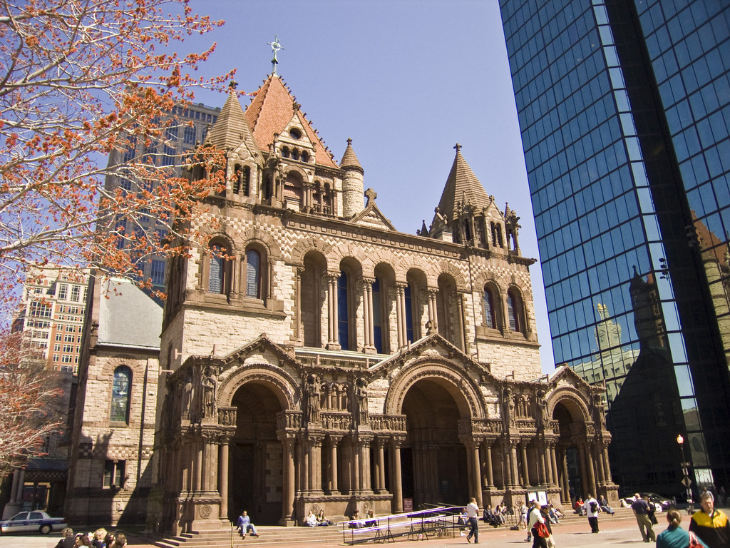 Church Buildings For Sale In Boston