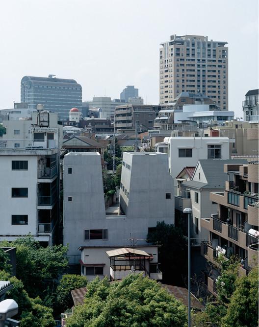Residências Ebisu / Naoya Kawabe Architect & Associates, © Ken'ichi Suzuki